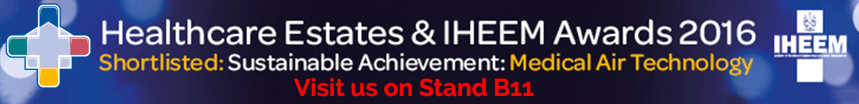 Healthcare Estates Awards 2016