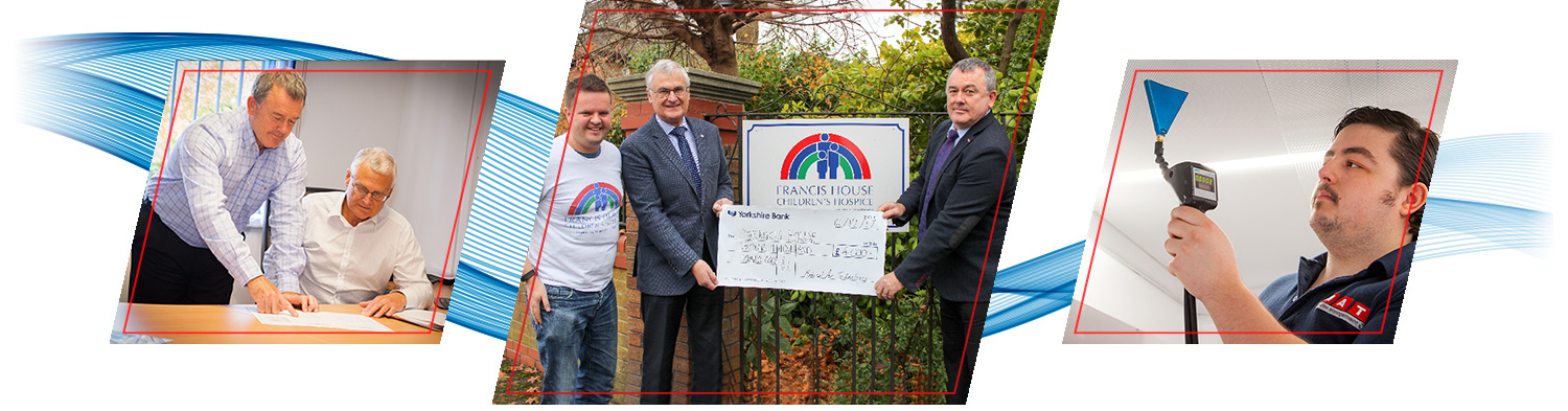 MAT could not be more proud to be part of helping Francis House